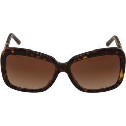 Burberry Okulary przeciwsłoneczne braun. Czarne okulary przeciwsłoneczne damskie lenonki marki Burberry. Za 719,00 zł.
