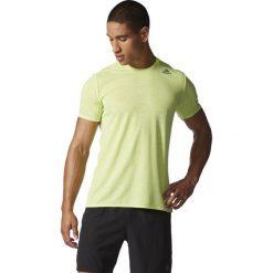 Adidas Koszulka Supernova S/S żółta r. S (AA2349). Żółte koszulki sportowe męskie marki ATORKA, xs, z elastanu. Za 49,99 zł.