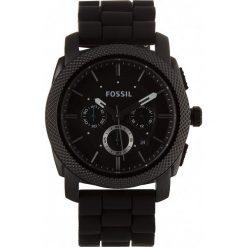 Zegarek FOSSIL - Machine FS4487 Black/Black. Czarne zegarki męskie Fossil, ze stali. Za 795,00 zł.