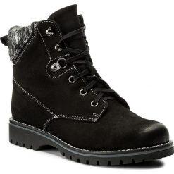 Trapery SERGIO BARDI - Pescina FW127269017DP 401. Czarne buty zimowe damskie Sergio Bardi, z materiału. W wyprzedaży za 209,00 zł.