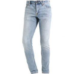 Spodnie męskie: Volcom Jeansy Slim Fit angled bleach wash