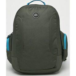 Quiksilver - Plecak. Szare plecaki męskie Quiksilver, z materiału. W wyprzedaży za 169,90 zł.