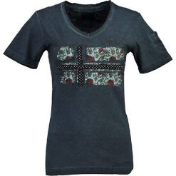 """T-shirty damskie: Koszulka """"Jolicoeur"""" w kolorze granatowym"""
