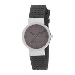"""Zegarek """"421"""" w kolorze czarnym. Czarne zegarki damskie Hugo Boss, Festina & Joop!, sztuczne. W wyprzedaży za 489,95 zł."""