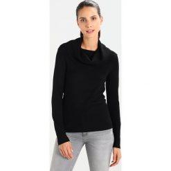 Swetry klasyczne damskie: Soyaconcept Sweter black