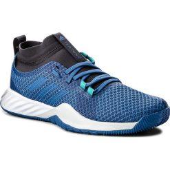 Buty adidas - CrazyTrain Pro 3.0 M AQ0413 Traroy/Traroy/Carbon. Niebieskie buty fitness męskie Adidas, z materiału. W wyprzedaży za 299,00 zł.