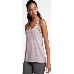 Nike Koszulka damska Tank Elastka Jaq różowa r. S (898249-684). Czerwone bluzki damskie marki Nike, s. Za 109,49 zł.