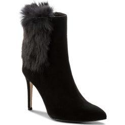 Botki EVA MINGE - Belen 2D 17SF1372276EF 801. Czarne buty zimowe damskie Eva Minge, ze skóry. W wyprzedaży za 269,00 zł.