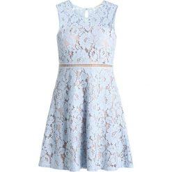 Sukienki hiszpanki: Gaudi DRESS Sukienka koktajlowa celestial blue