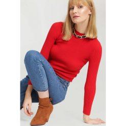 Czerwony Sweter Burnished. Czerwone swetry klasyczne damskie other, xl. Za 39,99 zł.