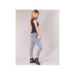 Jeansy straight leg G-Star Raw  MIDGE SADDLE MID STRAIGHT. Szare boyfriendy damskie G-Star RAW. Za 579,00 zł.