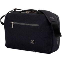 """Wenger Torba Na Laptopa 15,6"""" Citystep, Czarna. Czarne torby na laptopa marki Wenger. Za 209,00 zł."""