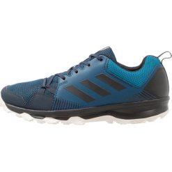 Adidas Performance TERREX TRACEROCKER Obuwie hikingowe blue night/core black/mystery petrol. Czarne buty sportowe męskie adidas Performance, z materiału, outdoorowe. W wyprzedaży za 208,45 zł.