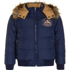 Tiffosi AMON Kurtka zimowa blue. Niebieskie kurtki dziewczęce przeciwdeszczowe Tiffosi, na zimę, z materiału. W wyprzedaży za 199,20 zł.
