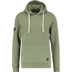 Bluzy męskie: Redefined Rebel LIAM Bluza z kapturem oil green