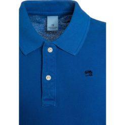 Scotch Shrunk GARMENT DYED  Koszulka polo azure. Niebieskie bluzki dziewczęce bawełniane marki Scotch Shrunk. Za 129,00 zł.