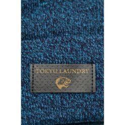 Tokyo Laundry - Czapka. Szare czapki zimowe męskie marki Tokyo Laundry, na zimę, z dzianiny. W wyprzedaży za 24,90 zł.