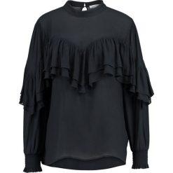 Bluzki asymetryczne: Second Female KIWA  Bluzka black