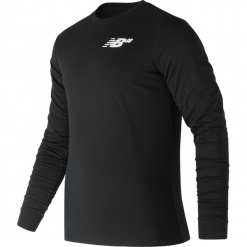 T-shirty męskie: New Balance MT81578BK