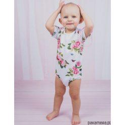 Pajacyki niemowlęce: Body niemowlęce Floral Printed