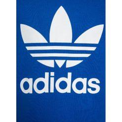 Adidas Originals CREW Bluza blue/white. Niebieskie bluzy chłopięce marki adidas Originals, z bawełny. W wyprzedaży za 161,10 zł.