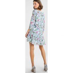 Sukienki hiszpanki: Rich & Royal DRESS PRINTED Sukienka letnia light blue