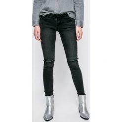 Sublevel - Jeansy. Szare rurki damskie marki Sublevel, z bawełny. W wyprzedaży za 89,90 zł.