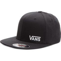 Czapka z daszkiem VANS - Splitz VN000CFKBLK Black. Czarne czapki z daszkiem damskie marki Vans, z bawełny. Za 119,00 zł.