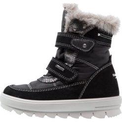 Buty zimowe damskie: Superfit FLAVIA Śniegowce schwarz