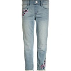 Chinosy chłopięce: Abercrombie & Fitch ANKLE PULL ON Jeansy Slim Fit blue denim