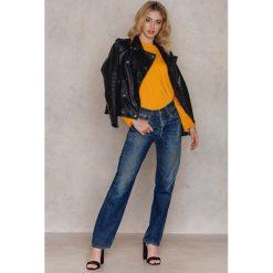 Boyfriendy damskie: NA-KD Vintage Jeansy Levi's 501 Vintage - Blue