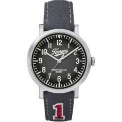 Zegarek Timex Męski TW2P92500 Originals University czarny. Czarne zegarki męskie Timex. Za 238,99 zł.