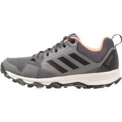 Buty sportowe damskie: adidas Performance TERREX TRACEROCKER GTX W Obuwie hikingowe grey three/carbon/chalk coral