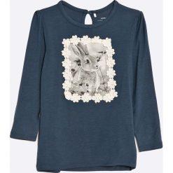 Bluzki dziewczęce z nadrukiem: Name it - Bluzka dziecięca 92-128 cm