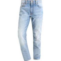 Nudie Jeans LEAN DEAN Jeansy Slim Fit classic used. Czarne jeansy męskie relaxed fit marki Criminal Damage. W wyprzedaży za 405,30 zł.