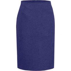 Spódniczki: Spódnica w kolorze niebieskim