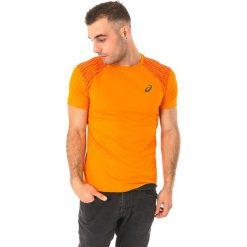 Asics Koszulka męska FuzeX Tee pomarańczowa  r. M (1412380524). Brązowe koszulki sportowe męskie Asics, m. Za 104,50 zł.