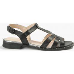 Sandały czarne Ramira. Czarne sandały damskie Badura. Za 151,99 zł.