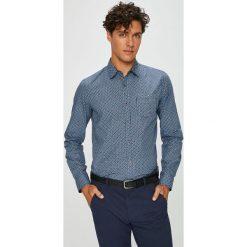 Medicine - Koszula Northern Story. Szare koszule męskie na spinki MEDICINE, l, z bawełny, z klasycznym kołnierzykiem, z długim rękawem. W wyprzedaży za 103,90 zł.