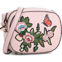 Torebka JENNY FAIRY - RC13338  Różowy. Czerwone listonoszki damskie Jenny Fairy, ze skóry ekologicznej. Za 79,99 zł.