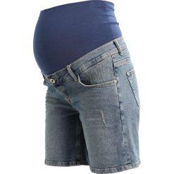 Bermudy damskie: Noppies BOYFRIEND ROBIN VINTAGE AGED Szorty jeansowe vintage blue denim