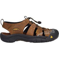 Keen Sandały męskie Newport Bison r. 42 (1001870). Brązowe buty trekkingowe męskie marki Keen. Za 280,39 zł.