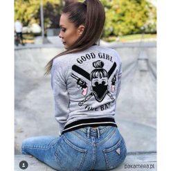 Bluza rozpinana Good Girl Gone Bad. Czarne bluzy dziewczęce rozpinane Pakamera. Za 179,00 zł.