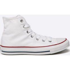 Converse - Trampki Chuck Taylor All Star. Szare tenisówki damskie Converse, z gumy. Za 299,90 zł.