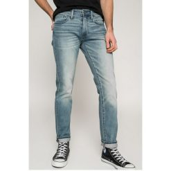 Levi's - Jeansy 511. Niebieskie jeansy męskie slim marki House, z jeansu. Za 399,90 zł.