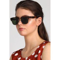 Okulary przeciwsłoneczne damskie aviatory: Burberry Okulary przeciwsłoneczne light havana/light gold/green