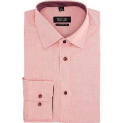Koszula bexley 2224 długi rękaw custom fit róż. Czerwone koszule męskie Recman, m, z długim rękawem. Za 49,99 zł.