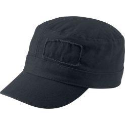Czapki z daszkiem męskie: Military Cap Czapka wojskowa czarny