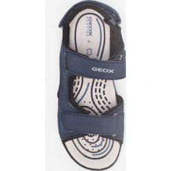 Geox - Sandały dziecięce. Szare sandały chłopięce marki Geox, z gumy. W wyprzedaży za 259,90 zł.