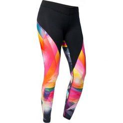 Spodnie damskie: Feelj Legginsy damskie termiczne Prism wielokolorowe r. S